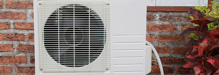 multi split airco Velp